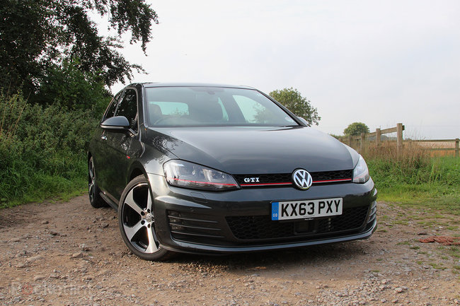 Hands-on: Volkswagen Golf GTi (Mk7) review - photo 1