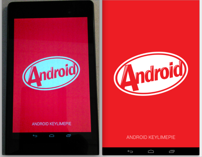 Gallery may show subtle changes and features in Android 4.4 KKat - photo 1
