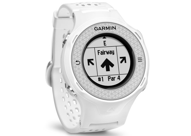 Garmin Approach S4 smart golf watch receives notifications from your phone - photo 3