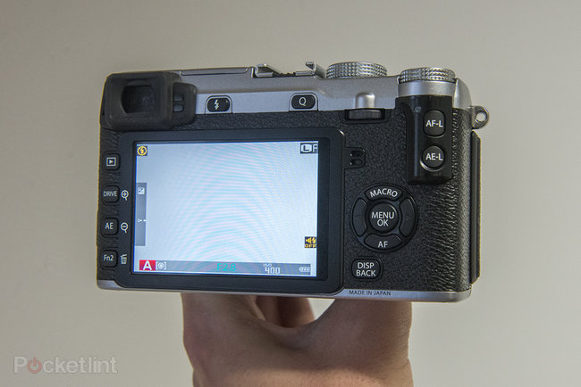 Hands-on: Fujifilm X-E2 review - photo 3