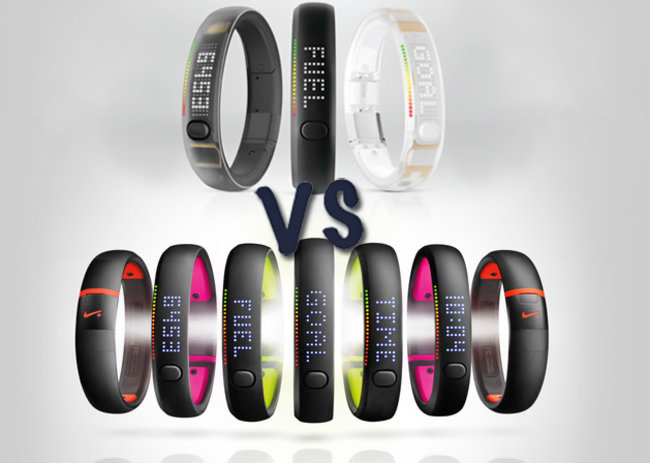 Nike+ FuelBand SE vs original FuelBand: What's the difference? - photo 1