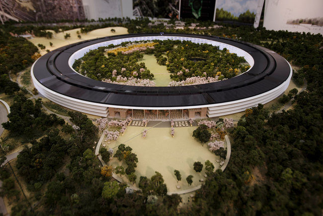 Liftoff: Apple 'spaceship' campus approved, building to begin - photo 1