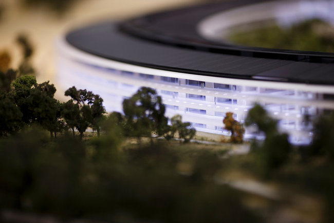 Liftoff: Apple 'spaceship' campus approved, building to begin - photo 3
