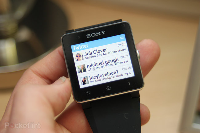 Sony SmartWatch 2 review - photo 11