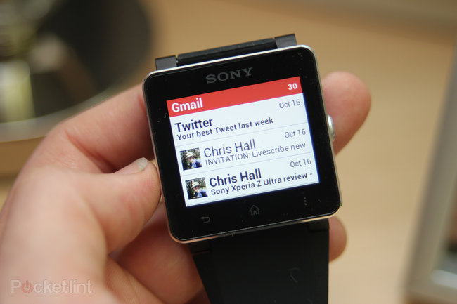 Sony SmartWatch 2 review - photo 14