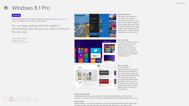 Windows 8.1 review - photo 4