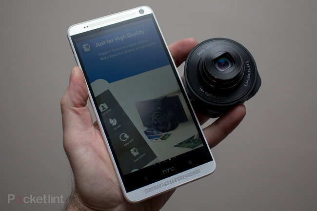 Sony QX10 and QX100 third-party app support arrives from Camera360 - photo 1