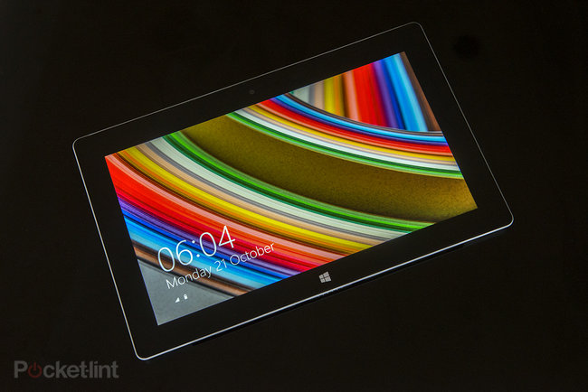 Microsoft Surface 2 4G review - photo 2