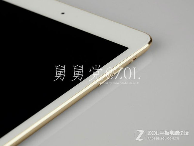 Alleged iPad mini 2 leaks in gold with Touch ID ahead of Apple event - photo 6