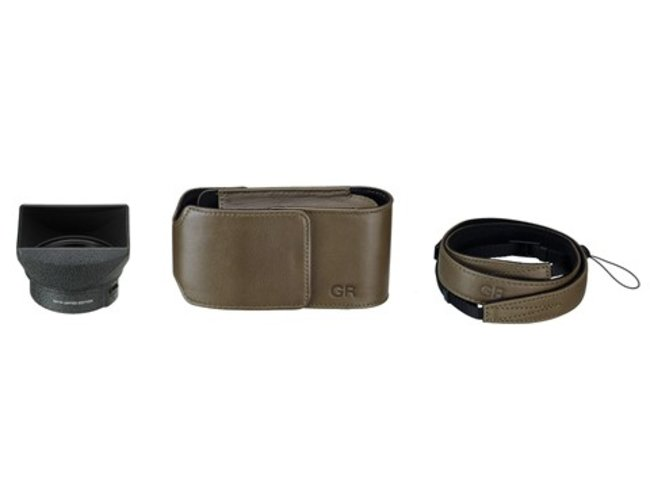 Ricoh GR goes limited edition with green 'wave-patterned' body, only 5,000 available - photo 2