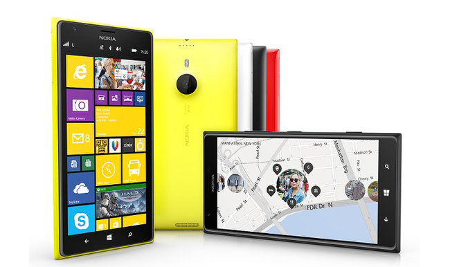 Nokia officially announces 6-inch Lumia 1520 phablet: Massive, colourful and superfast - photo 1