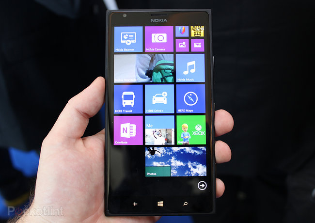 Hands-on: Nokia Lumia 1520 review - photo 2