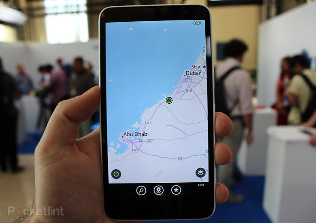 Hands-on: Nokia Lumia 1320 review - photo 14