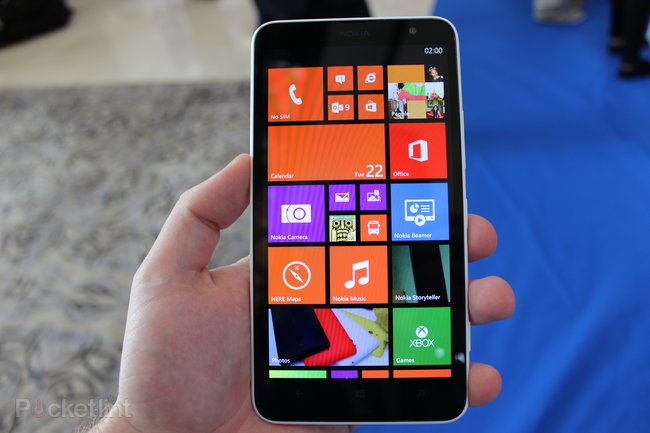 Hands-on: Nokia Lumia 1320 review - photo 2