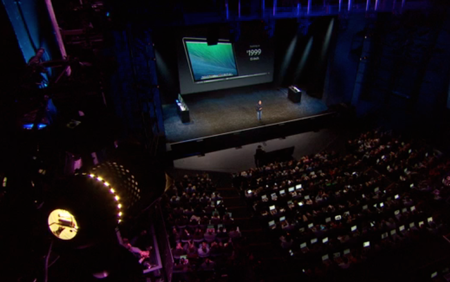 Apple MacBook Pro with Intel Haswell debuts, touting better battery life and price drops - photo 1
