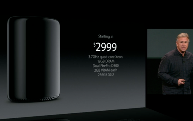 Apple Mac Pro to release in December for £2,499 - photo 2