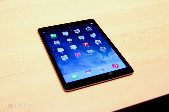 Apple iPad Air pictures and hands-on - photo 1