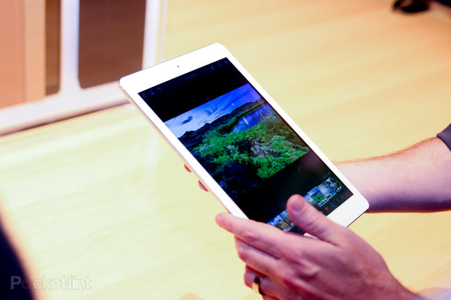 Apple iPad mini Retina display pictures and hands-on - photo 2