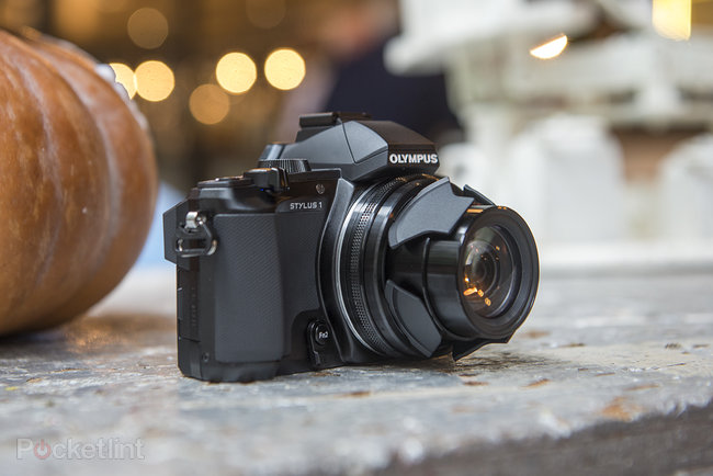 Hands-on: Olympus Stylus 1 review - photo 2