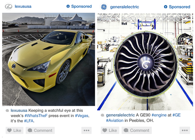 Instagram gives us first look at in-stream advertisements - photo 1