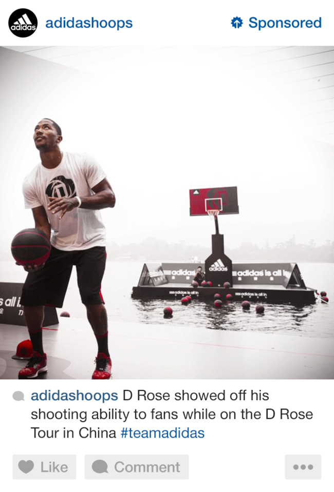 Instagram gives us first look at in-stream advertisements - photo 2