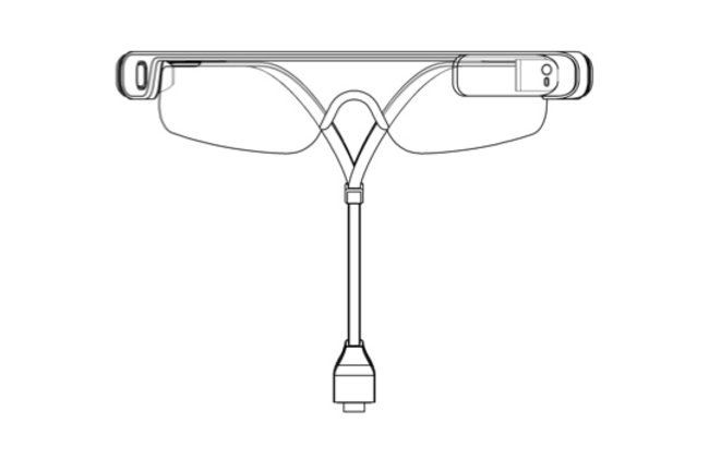 Samsung patent tips Google Glass competitor - photo 2