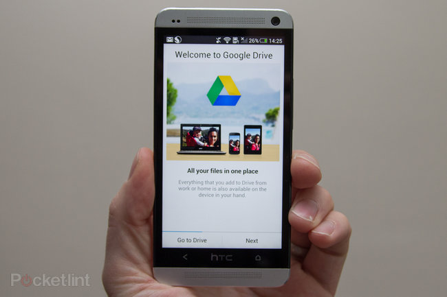 HTC One Sense 5.5 update to bring 25GB of Google Drive storage - photo 1