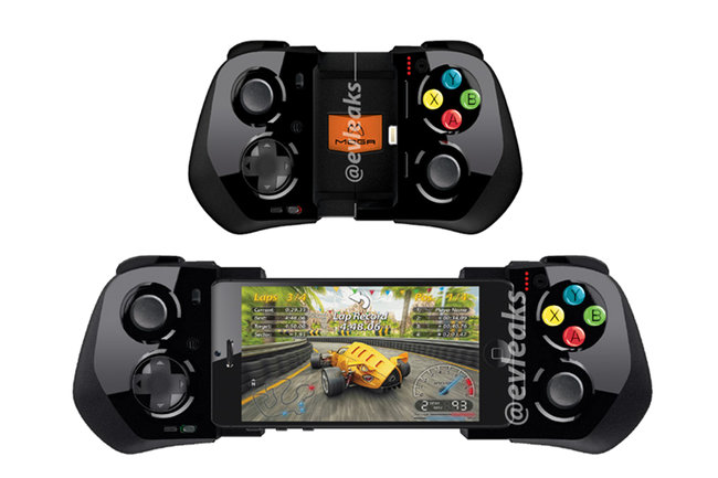 Moga Ace Power iPhone gaming accessory pictured - photo 1