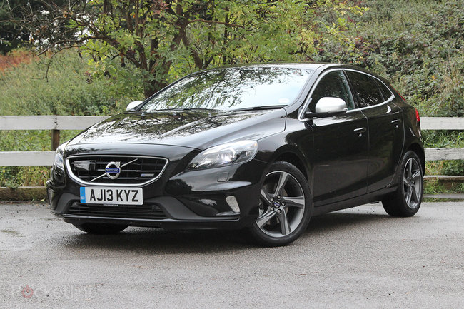 Volvo V40 T2 R-Design Nav review - photo 2