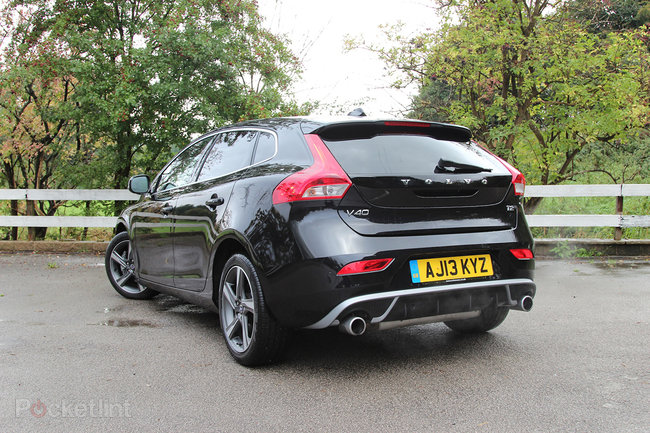 Volvo V40 T2 R-Design Nav review - photo 5