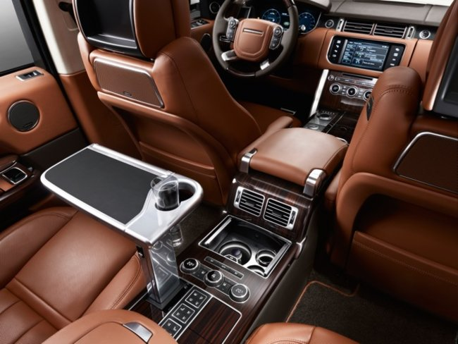 Is the Autobiography Black the coolest Range Rover yet? It's certainly the most expensive - photo 2