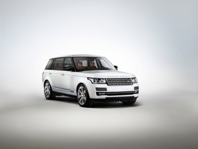 Is the Autobiography Black the coolest Range Rover yet? It's certainly the most expensive - photo 3