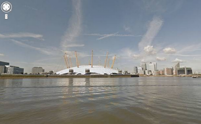 London's River Thames in 360-degree panoramic views now live on Google Maps - photo 3