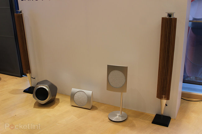 Bang & Olufsen BeoLab 17, 18 and 19 pictures and hands-on - photo 1