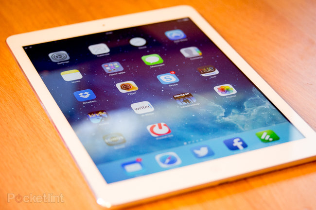 Apple iPad Air review - photo 2