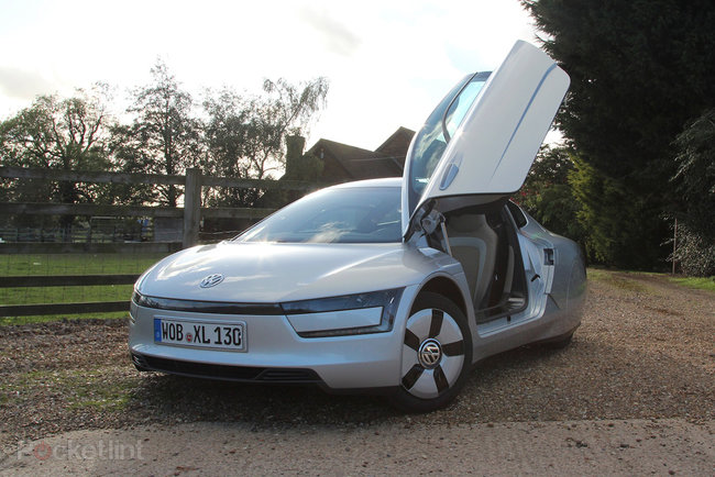 Hands-On: Volkswagen XL1 review - photo 3