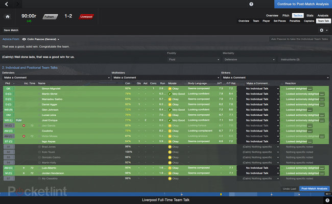 Football Manager 2014 review - photo 6