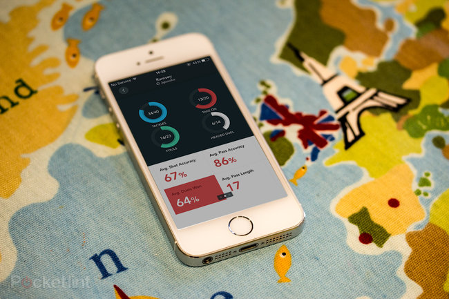 Squawka app coming soon, real-time stats for footy fans - photo 1