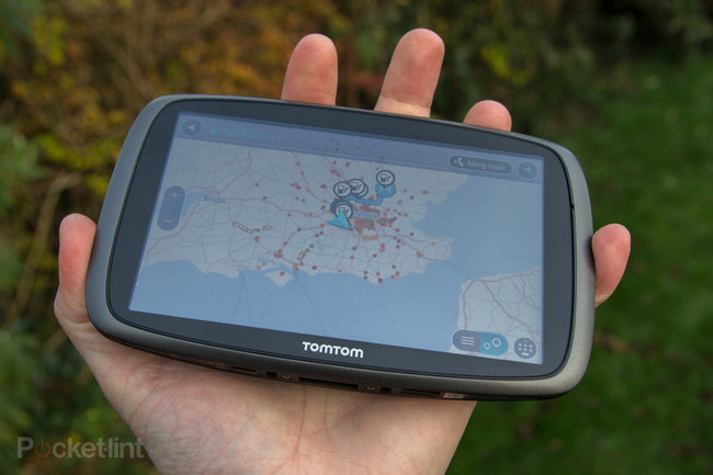 TomTom Go 6000 review - photo 10