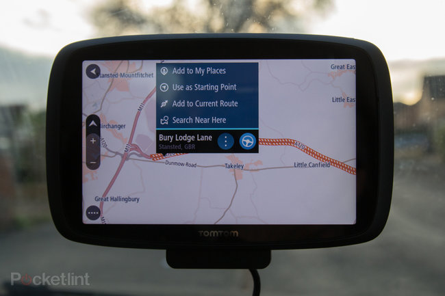 TomTom Go 6000 review - photo 6