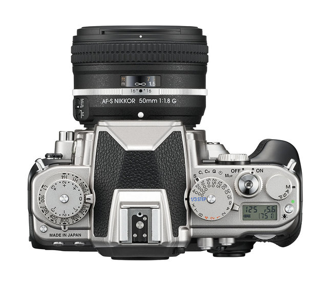 Nikon Df official: The retro-style DSLR like a D4 from the past, complete with non-AI lens compatibility - photo 6