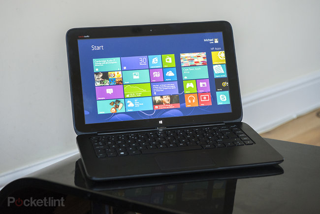 HP Split x2 review - photo 1