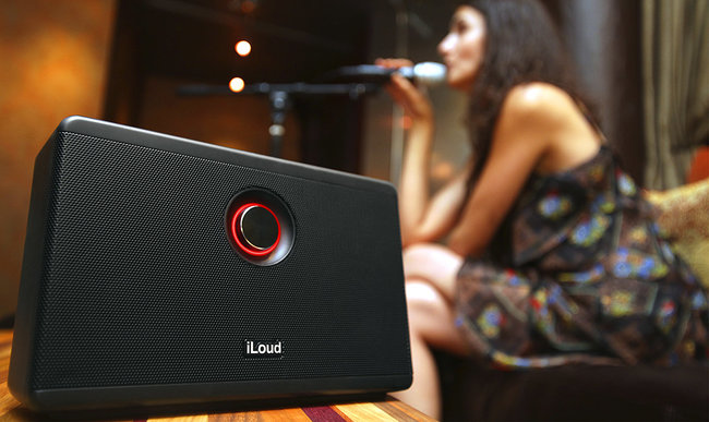 IK Multimedia announces iLoud, an iOS portable speaker for musicians - photo 6