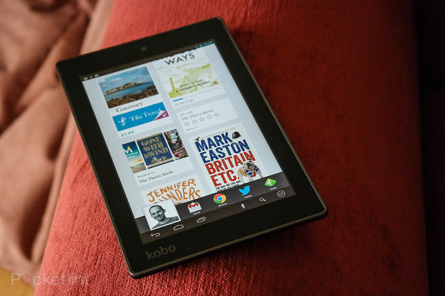 Kobo Arc 7HD review - photo 1