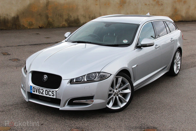 Jaguar XF Sportbrake 3.0 Diesel S Portfolio review - photo 2