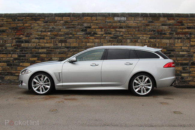 Jaguar XF Sportbrake 3.0 Diesel S Portfolio review - photo 3
