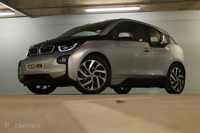 Hands-on: BMW i3 review - photo 3