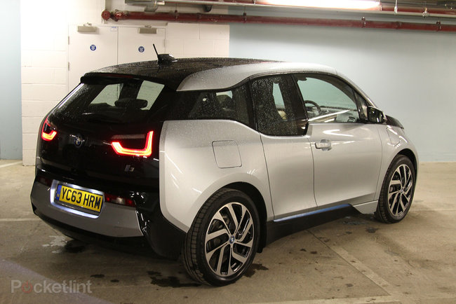 Hands-on: BMW i3 review - photo 4