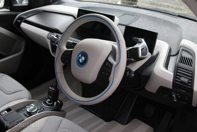 Hands-on: BMW i3 review - photo 7