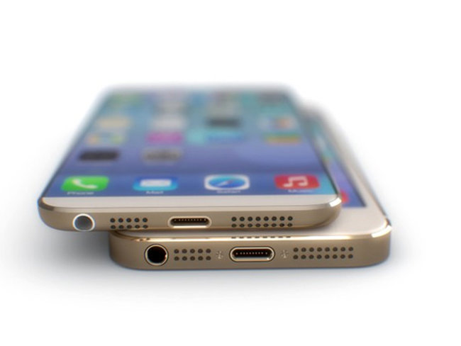 Look at this iPhone 6, we hope this is the iPhone 6. Wouldn't it be a great iPhone 6? - photo 10